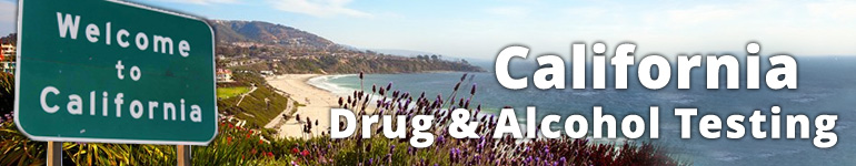 Drug Testing California