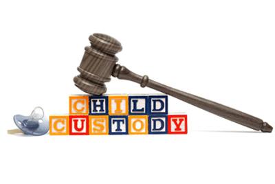 custody court ordered