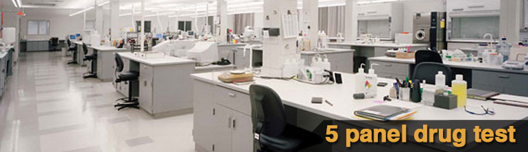 5 Panel Drug Test Centers