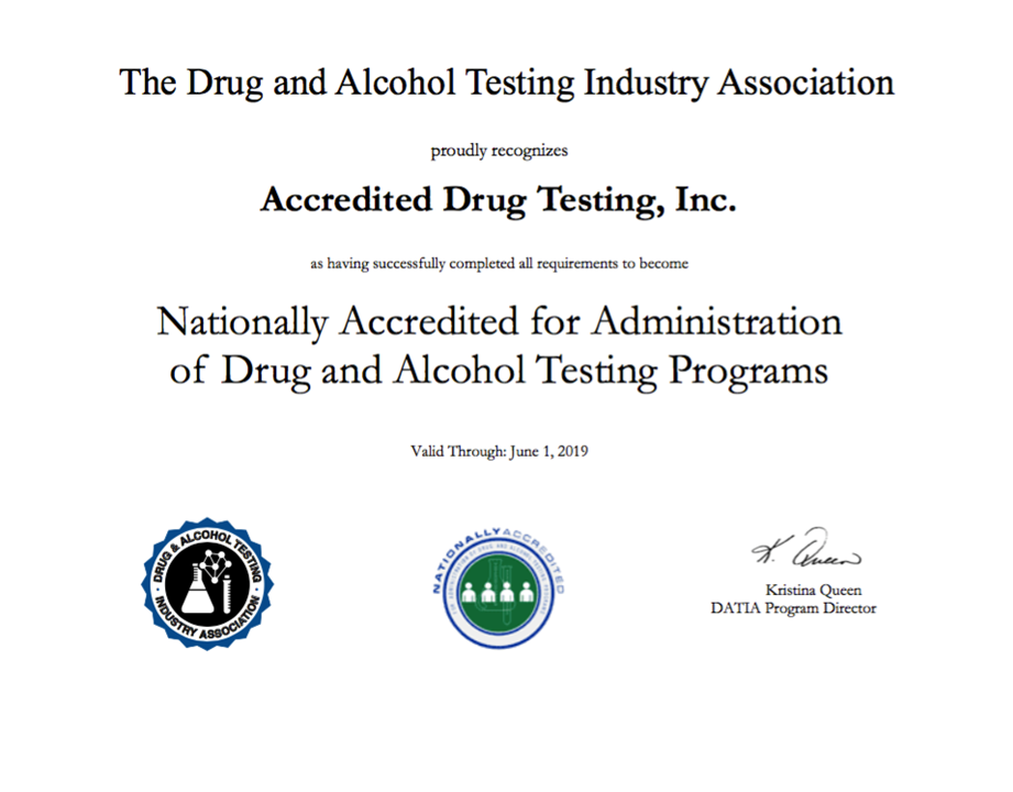 SAMHSA Certified