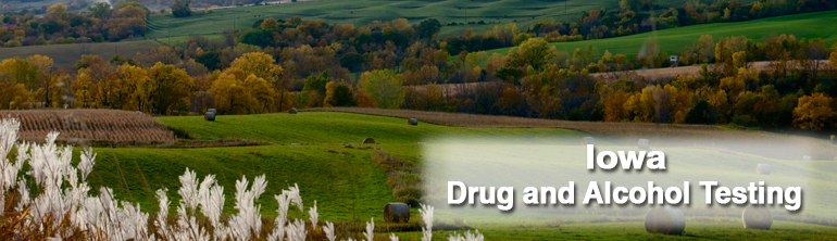 Drug Testing Iowa