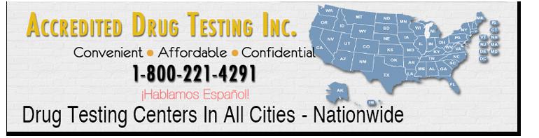 Drug Testing Locations
