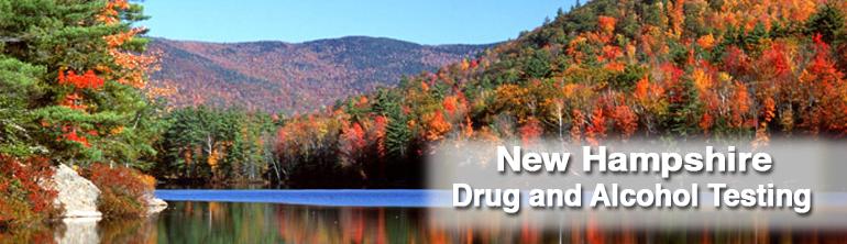Drug Testing New Hampshire